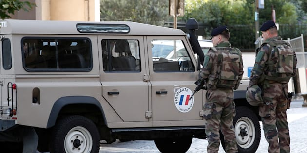 A Levallois-Perret ce mercredi.     REUTERS/Benoit Tessier