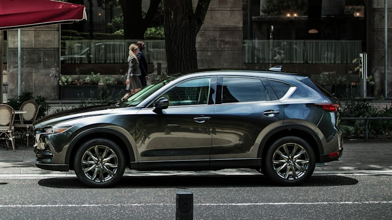 2019 mazda cx-5 fuel economy numbers for turbo engine are out