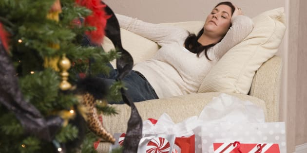 The stress of the holidays can increase the risk of heart attacks.