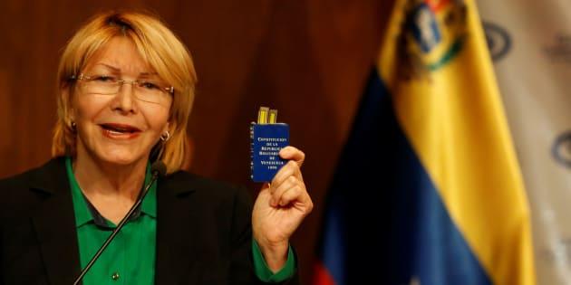 Venezuela: l'Assemblée constituante révoque la procureure générale, figure de l'opposition à Maduro