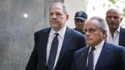Weinstein plaide non coupable à trois chefs