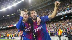 Un padre da una lección de deportividad gracias a una sorprendente foto de Messi y Luis