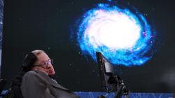 Revelan la última teoría sobre el origen del Universo de Stephen
