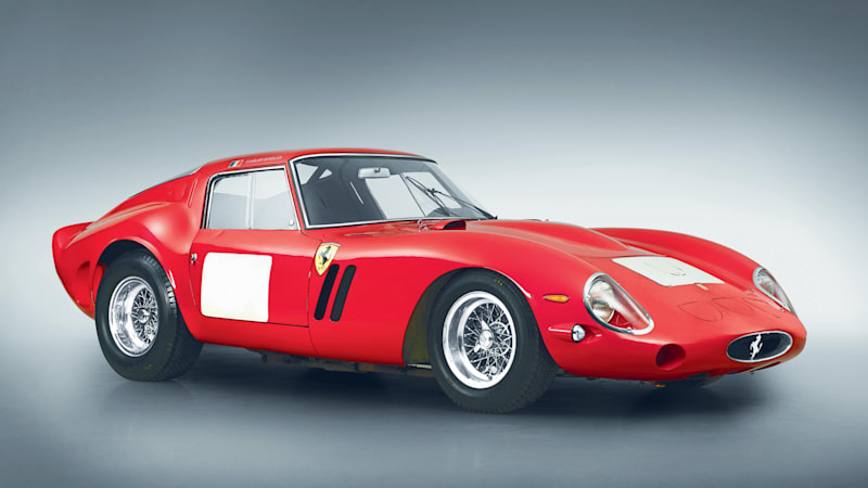 Ferrari Dominated Classic Car Auctions In 2014 Autoblog