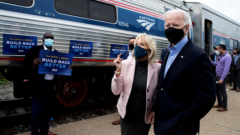 Amtrak vows to work with future Biden administration