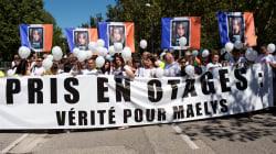 Une marche blanche pour réclamer la vérité à Nordahl Lelandais, un an après la disparition de
