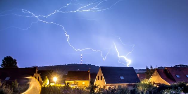 Finie l'alerte canicule, Météo France place 17 départements en vigilance orange aux orages