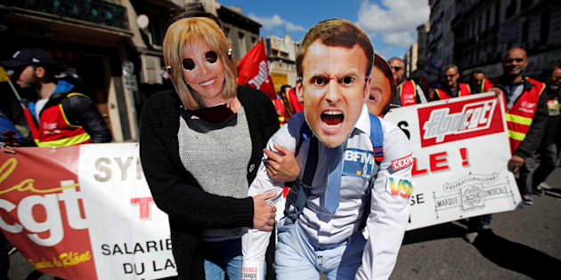 """Résultats présidentielle 2017: Macron, le """"french Obama"""" qui n'a pas réconcilié la France"""