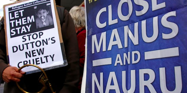 """The use of Manus (and Nauru) to warehouse people seeking asylum is just another low point in Australia's tarnished human rights record."""