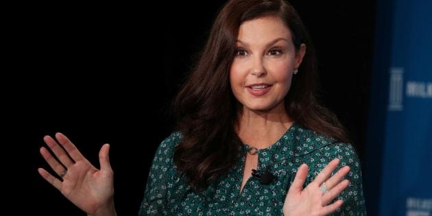 Ashley Judd poursuit Harvey Weinstein pour avoir