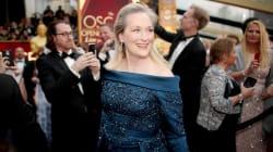 El vestido por el que Meryl Streep le 'hizo el feo' a