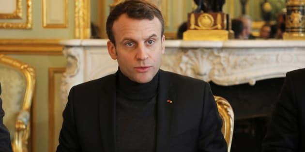 Emmanuel Macron qui avait promis que plus personne ne dormirait dans la rue fin 2017 a reconnu son échec.