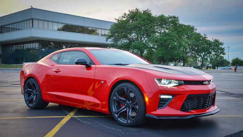 2018 Chevy Camaro Ss 1le Drivers Notes Quick Spin Review Autoblog