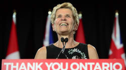 Wynne Hopes Ford Tweaks Rules To Give Ontario Liberals Official