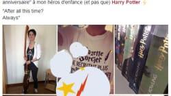 Facebook aussi fête les 20 ans d'Harry