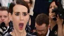 Guardando l'abito di Madonna al Met Gala si comprende la reazione di Sarah