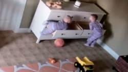 Ce bébé de deux ans fait preuve d'une force incroyable pour sauver son frère