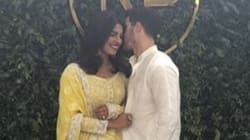 First Pictures From Priyanka Chopra And Nick Jonas' Pre-Wedding Celebrations Are