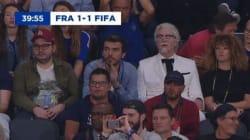 Que faisait le Colonel Sanders de KFC en tribune pour France98 - Fifa98