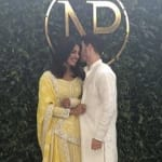 First Pictures From Priyanka Chopra And Nick Jonas' Pre-Engagement Celebrations Are