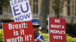 Il caos Brexit spiazza il governo