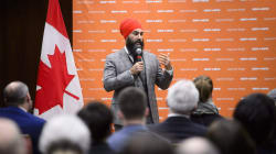 Singh Says He'll Stay On As NDP Leader Even If He Loses B.C.