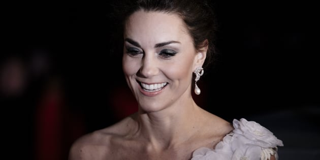 Kate Middleton en los Bafta 2019