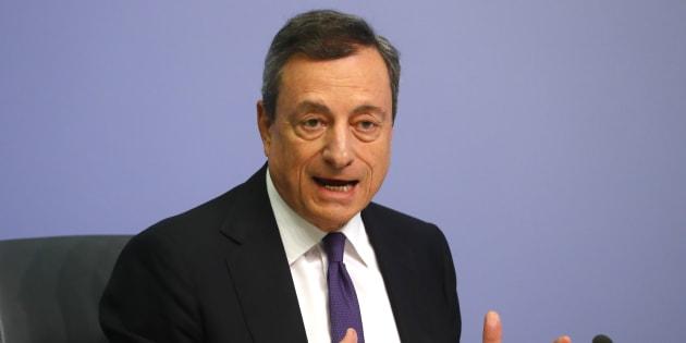 """Draghi chiede uno strumento fiscale """"consistente"""" per stabilizzare singoli Paesi: """"Ma i ..."""