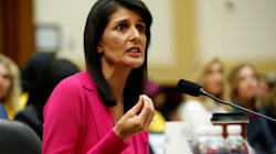 North Korea Is Closing Off Diplomatic Solutions, Haley