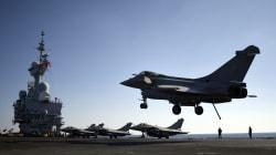La France ne quittera la Syrie qu'après