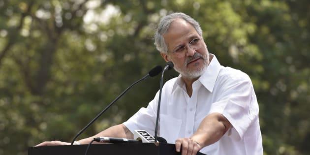 File photo of Lieutenant Governor of Delhi Najeeb Jung.