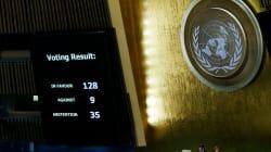 Jérusalem: largement condamné à l'ONU, Washington renouvelle ses