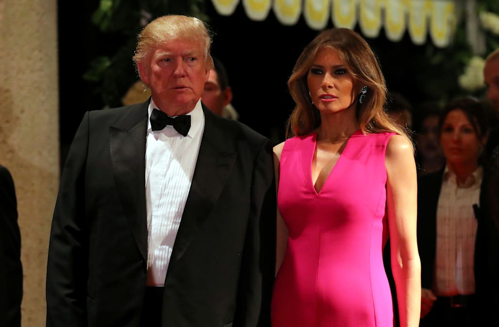 bff0a5a7b1d Melania Trump refuses to share bed with President Trump