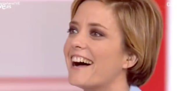 María Casado, en 'La mañana de TVE'.