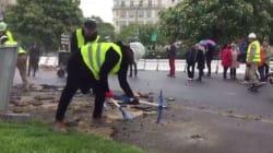 Ces Parisiens ont détruit des trottoirs (mais c'est pour la bonne