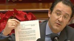 El diputado del PP Jesús Gómez alertó