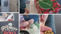 Après un Secret Santa géant, ces Néo-zélandais vous montrent leurs cadeaux de