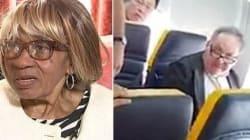"""""""Dopo gli insulti razzisti sul volo, non sono riuscita né a mangiare né a"""