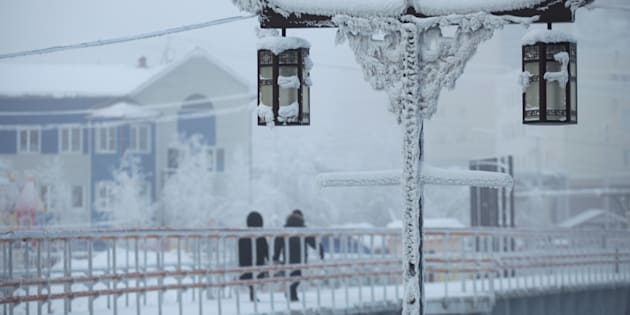La capitale de la république de Sakha, Yakoutsk.
