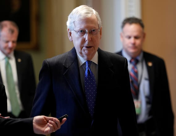 McConnell reports his best fundraising quarter ever