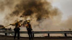 Un opérateur mobile fait polémique après avoir limité la connexion internet des pompiers en