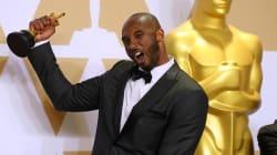 Kobe Bryant remporte l'Oscar du meilleur court-métrage