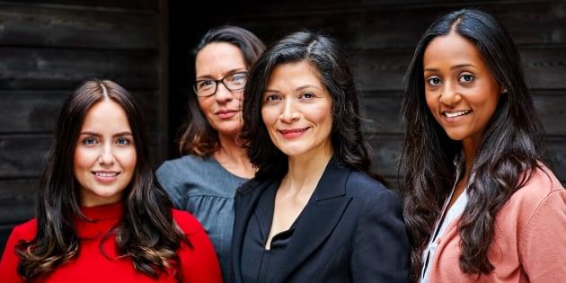 Pour la journée internationale des droits des femmes2017, à 15h40,un monde sans femmes.