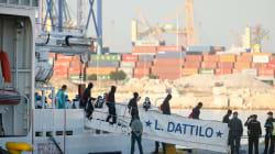 Les migrants de l'Aquarius sont arrivés à Valence en Espagne dimanche
