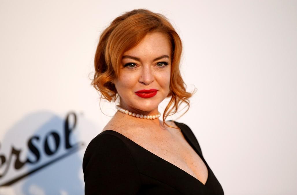 Lindsay Lohan accuses ...
