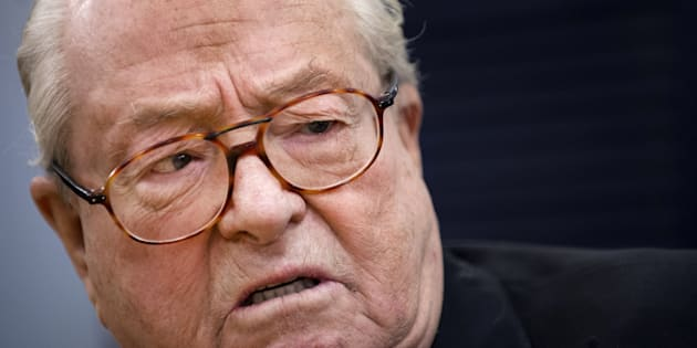 La justice valide l'exclusion de Jean-Marie Le Pen du Front National