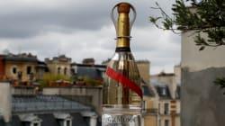 Ça y est, on peut boire du champagne dans