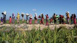 Myanmar llega a un acuerdo para regresar a los rohingyas refugiados a