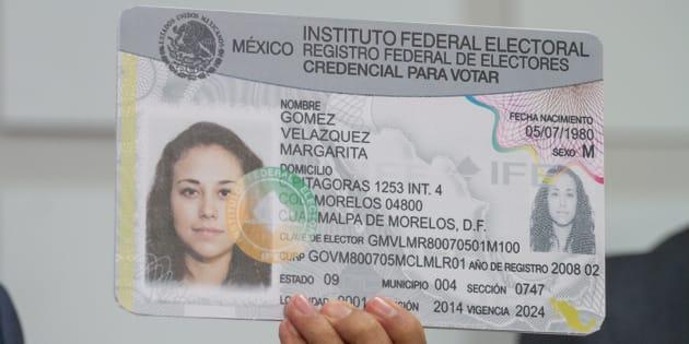 En enero de este año, consejereos electorales aclararon que se podrá votar con las credenciales emitidad por el anterior Instituto Federal Electoral.