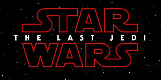 Star Wars: Episode VIII will be called The Last Jedi